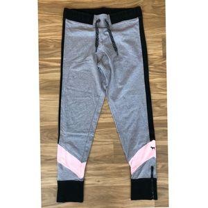 PINK VS Athletic Pants, Yoga Workout Bottoms